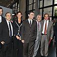 Avec mes collègues des Hauts-de-Seine