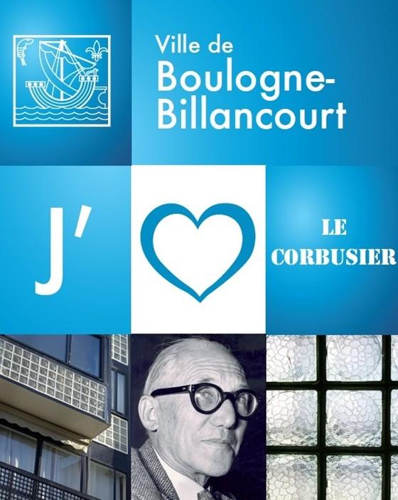 Le corbusier boulogne billancourt veut porter le dossier for Piscine boulogne