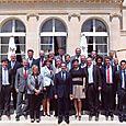 A l'Elysée, avec le Président de la République, mercredi 22 juin 2011