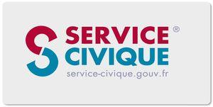 Service civique LOGO