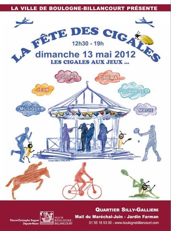 Fête des cigales2012