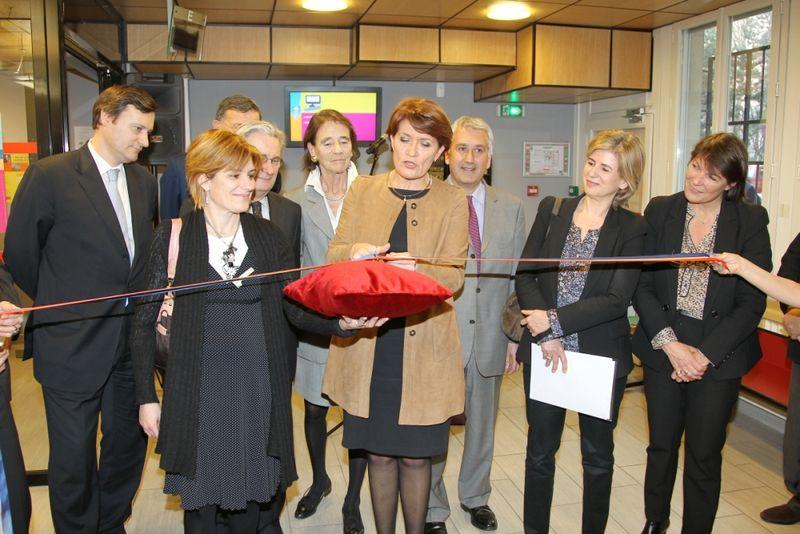 120313 CAF - Inauguration