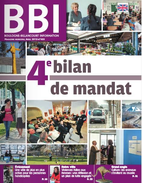 BBI COUV 4ème bilan de mandat