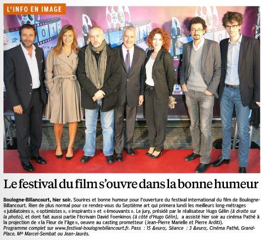 130420 Le Parisien - Festival du film de BB